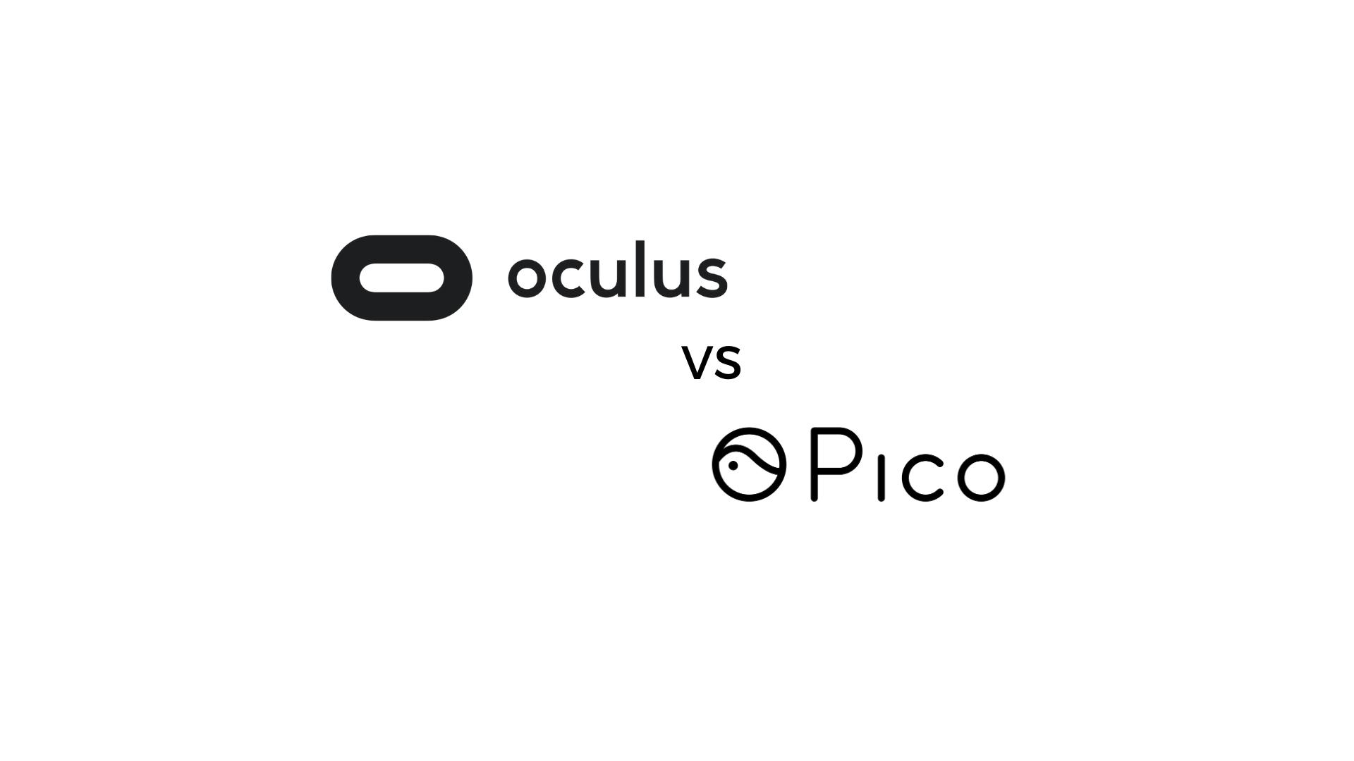 Oculus v Pico